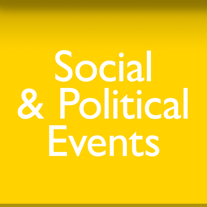 Social and Political Events