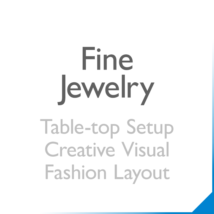 Fine jewelry Photography